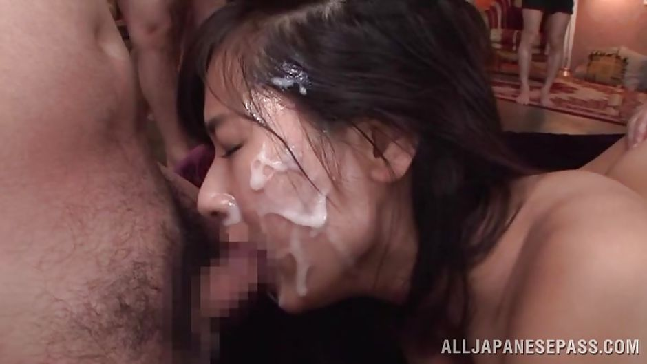 otngagged Cum asian uncensored