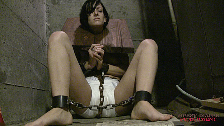 talk bondage messy Dirty shorts