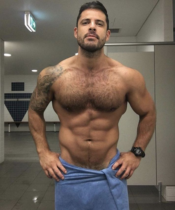 muscle fucking dp Shared