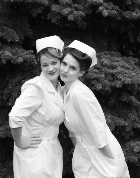 nurse titjob Vintage girlfriend