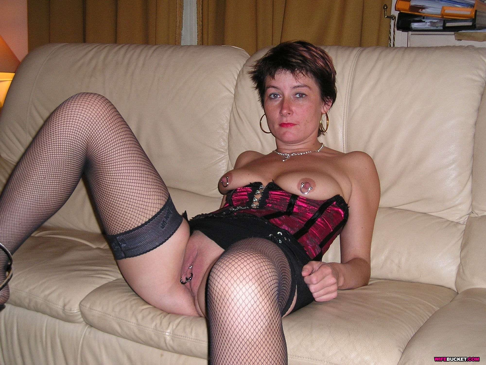 piercing hairy stepbrother Amateur