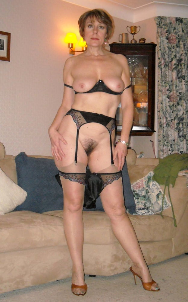 Panties beauty blonde wife