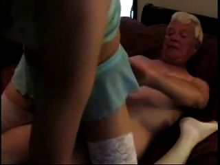 Glasses talking dirty orgy riding