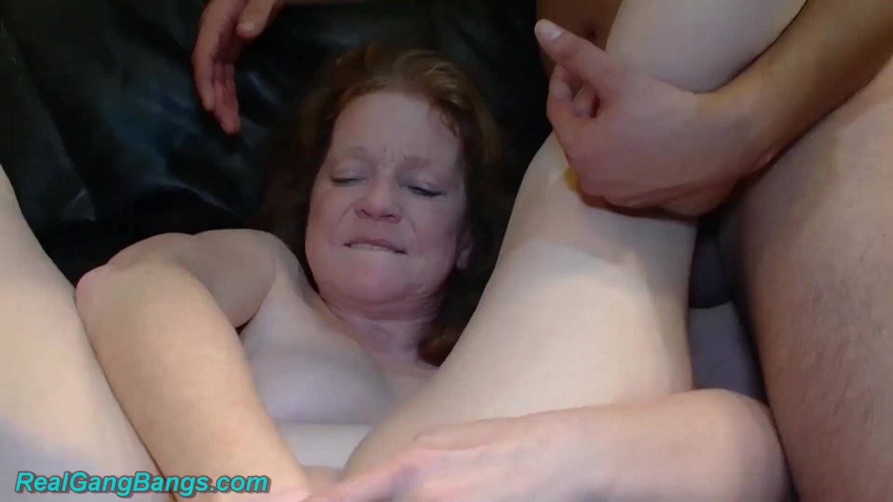 Stepmom anal model gay