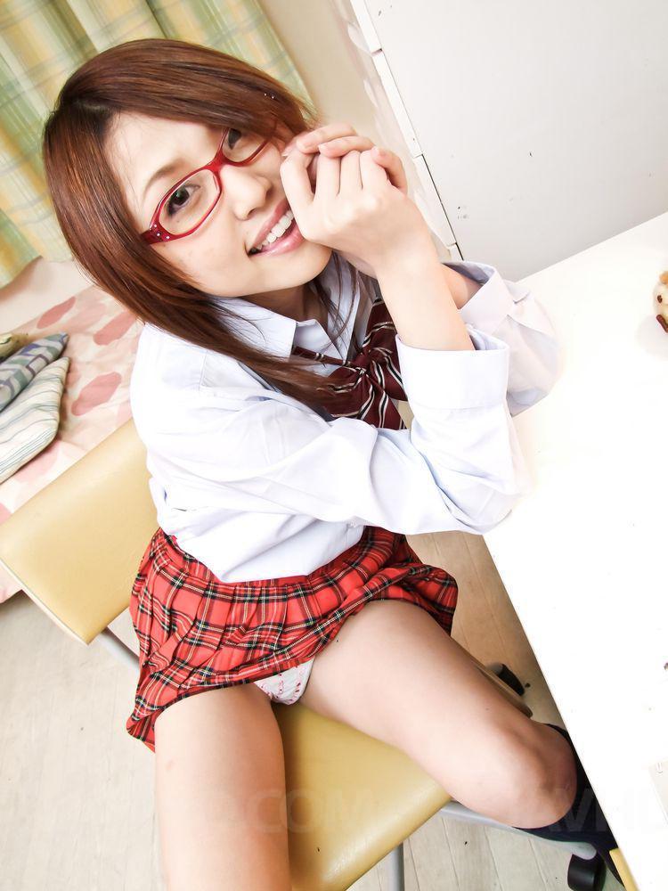 asian outdoor uniform Cum
