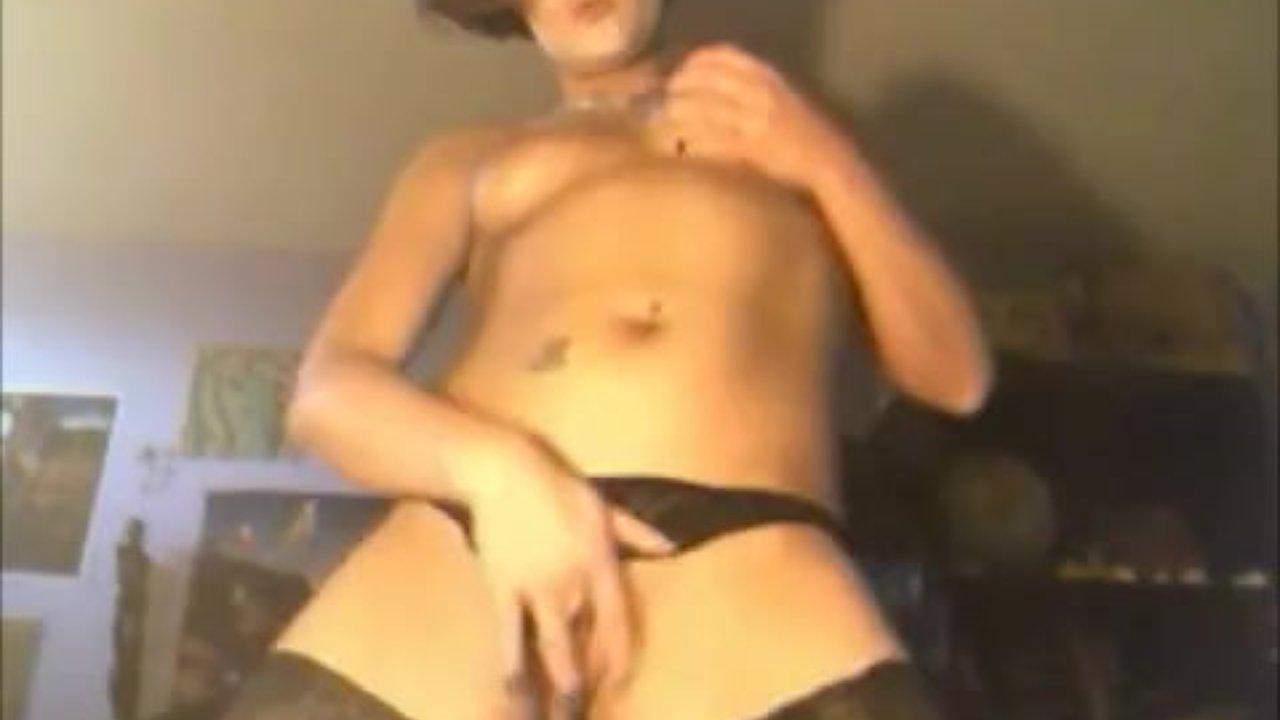Porn tube Gangbang dp lingerie spank