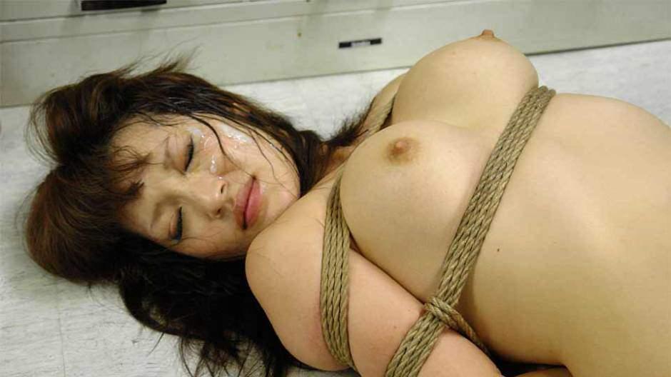 woman otngagged Asian crossdresser