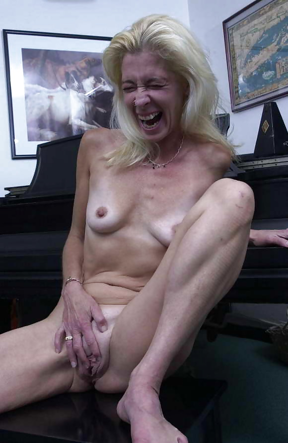 piercing grannies amateur Sexy