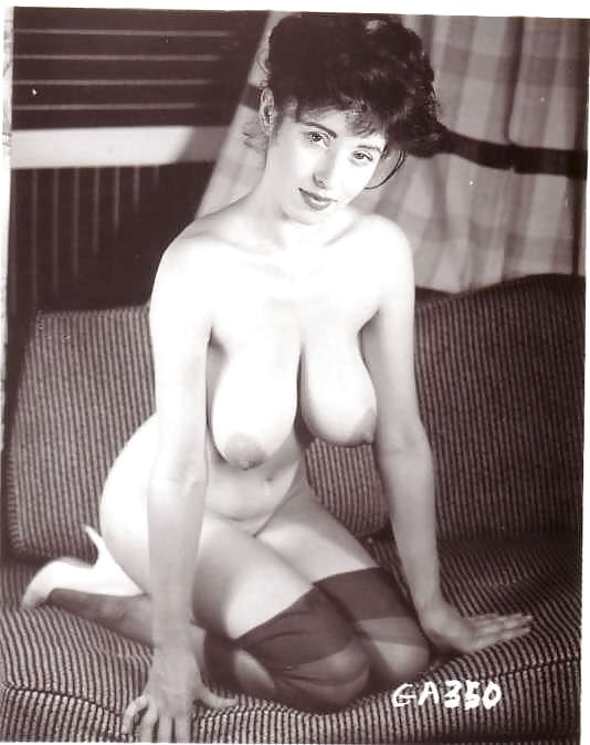 time tits first vintage Pantyhose