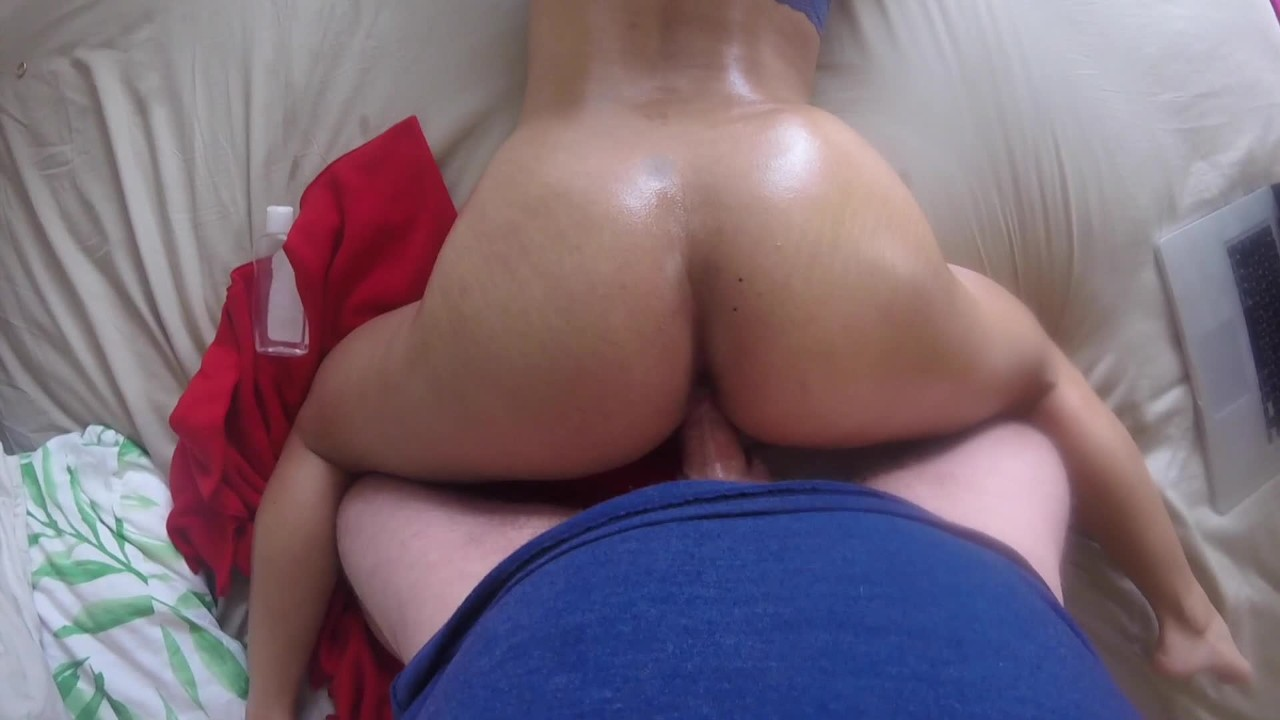asian POV Booty housewife