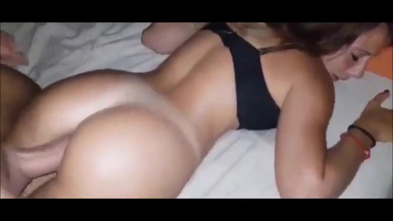 Big dick uncensored brunette otngagged