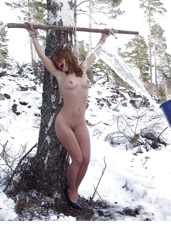 beauty outdoor Webcam bondage
