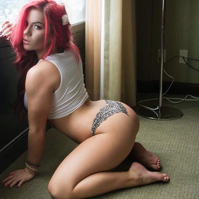 Watching cumshot big ass panties