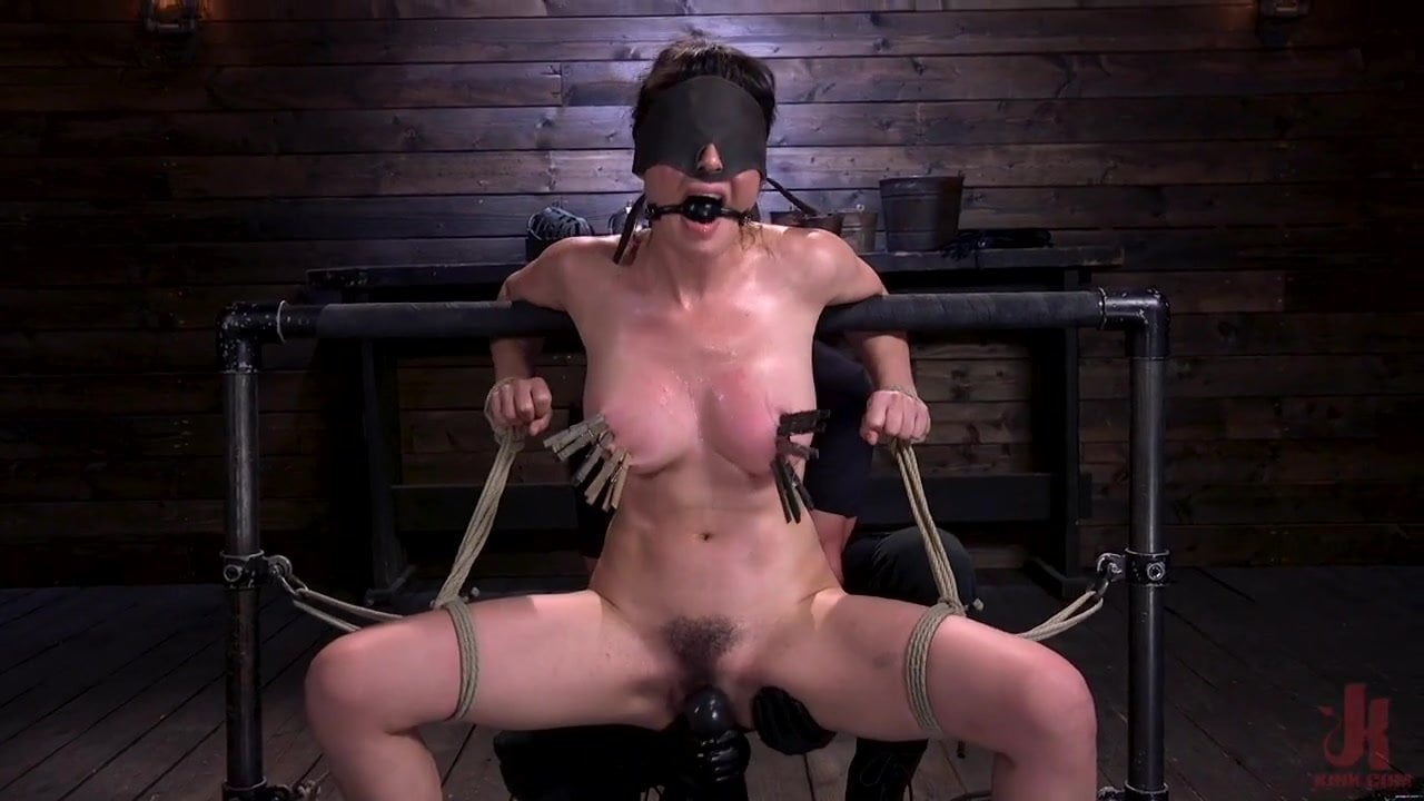 Maid cute shower abused