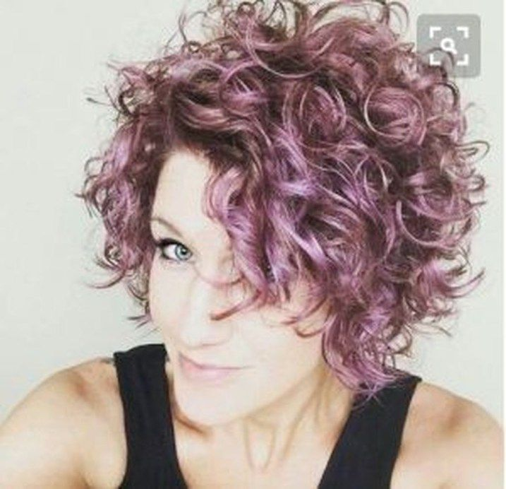 beauty curly messy Shemale