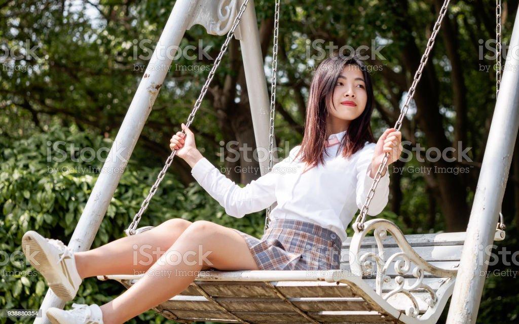 uniform chicktrainer Outdoor asian