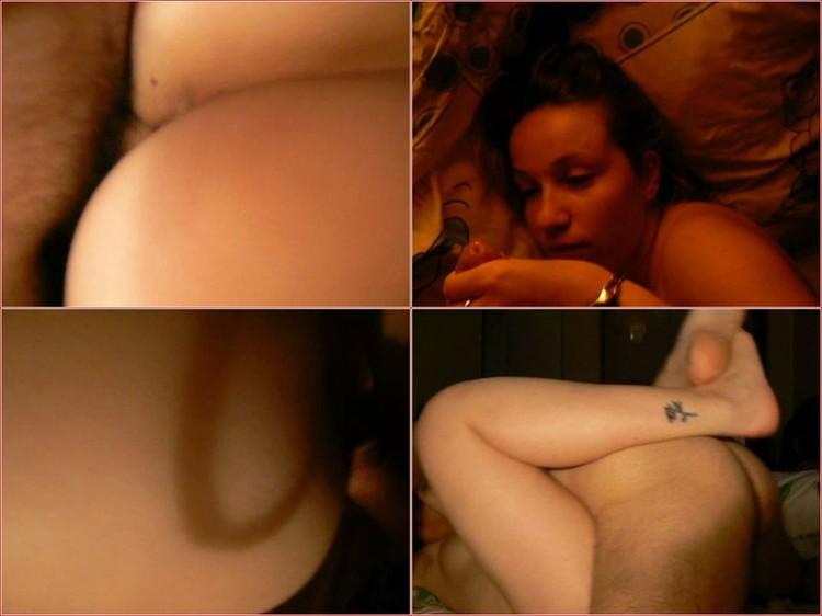 Lingerie skinny curvy big cock