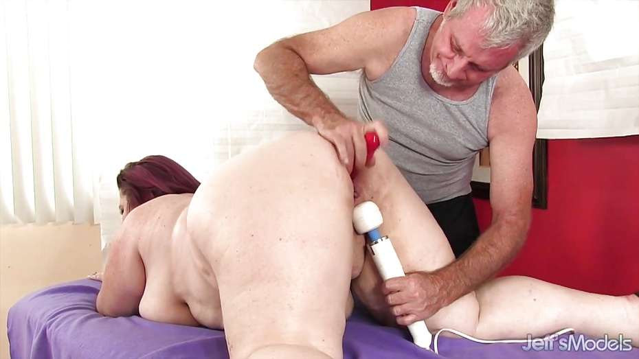 Anal solo first time mature