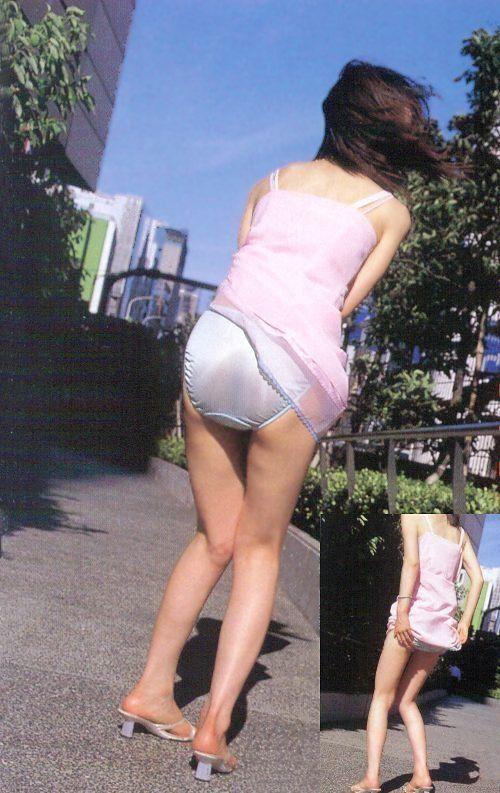 classic virgin panties Asian