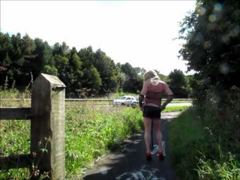 crossdresser Webcam asian outdoor