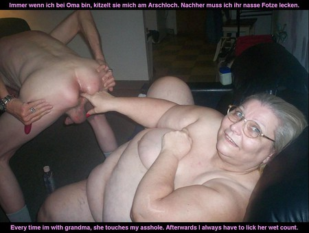 titjob grannies panties Rammed
