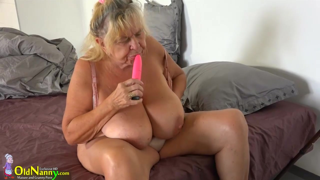old Anal grannies strapon