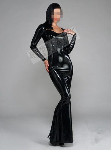 glamour latex Party stepsister