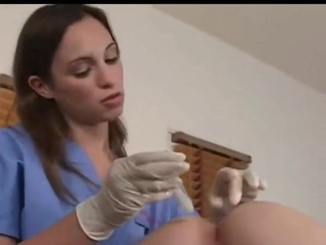students Gym nurse anal