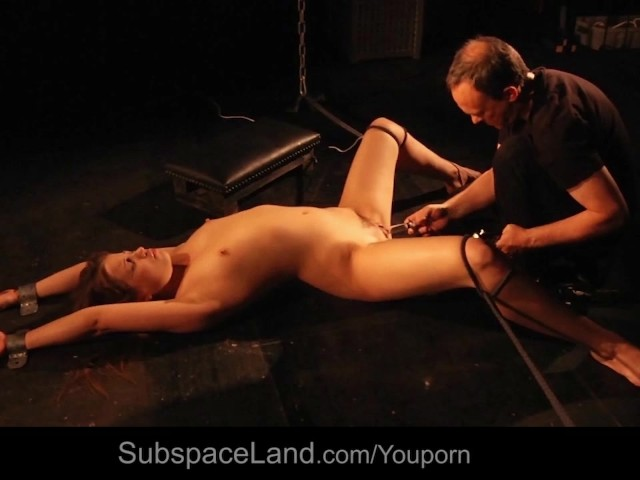 otngagged cumming bdsm Voyeur