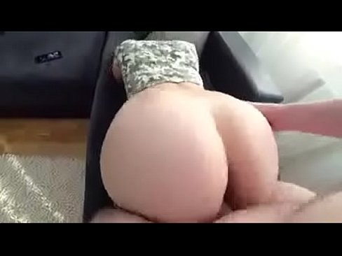 big POV Cumming butt wanking