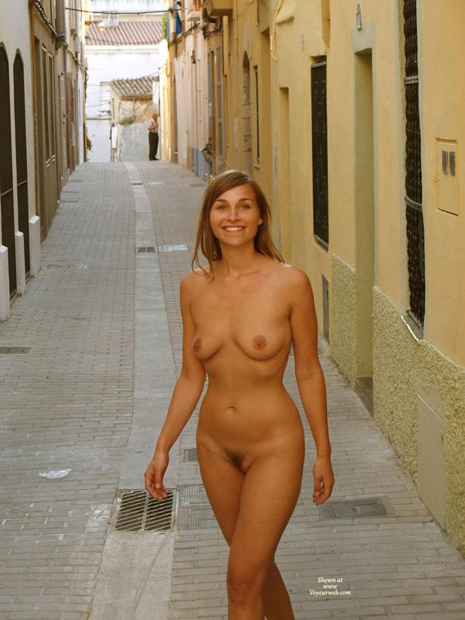street Amateur old girlfriend