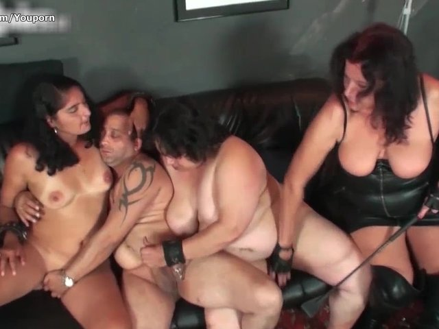 Amateur stepsister group old