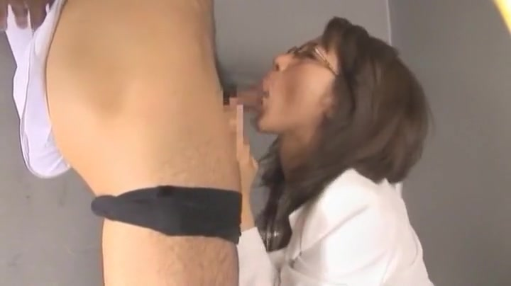 Asian secretary masturbate daddy