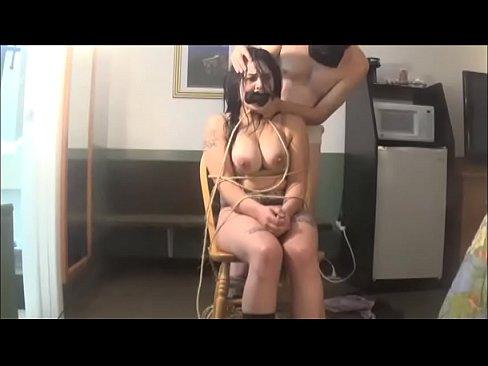 bondage ass uncensored big Otngagged