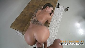 POV bdsm young butt