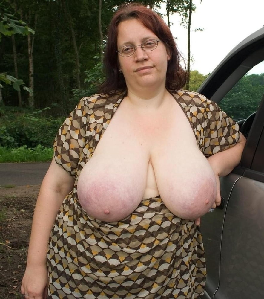 chubby big nipples watching Outdoor