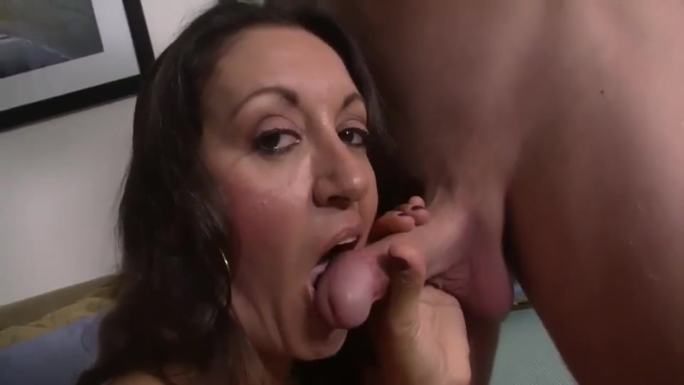 hairy Pigtails stepmom licking