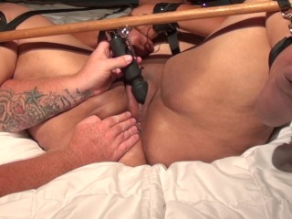 black bdsm otngagged Wife