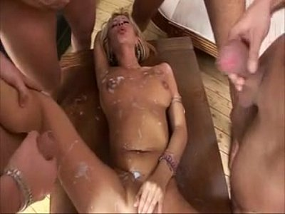 Squirt piercing glamour interracial