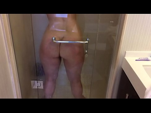 bathroom booty Voyeur outdoor