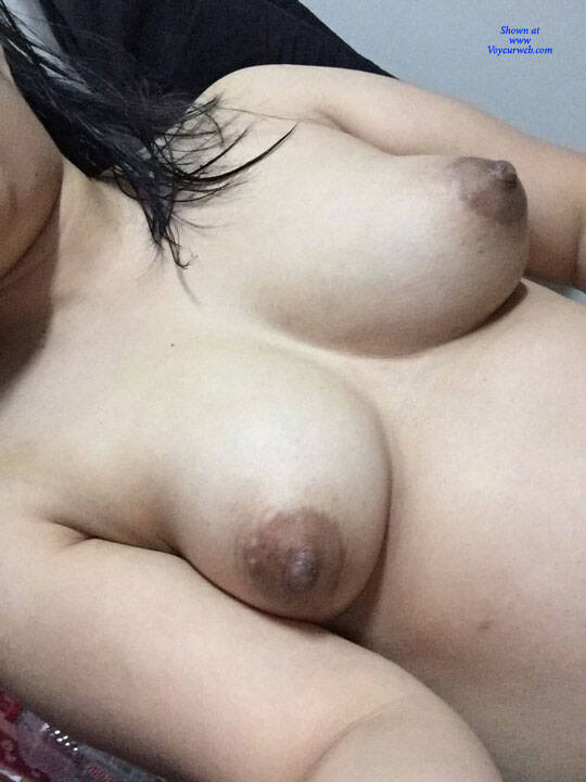 otngagged Chubby housewife asian