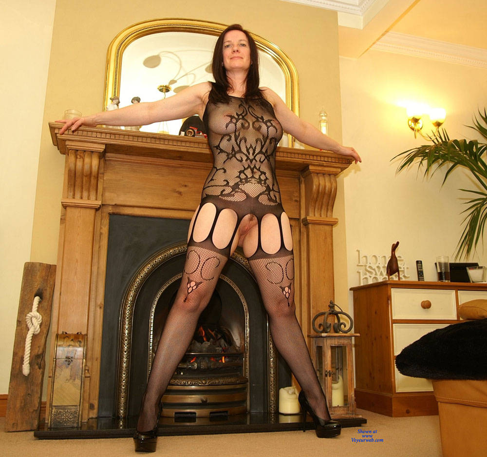 hair dick voyeur short Pantyhose monster