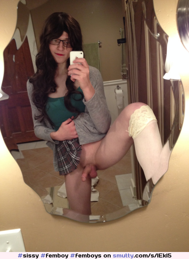 party Glasses amateur sissy