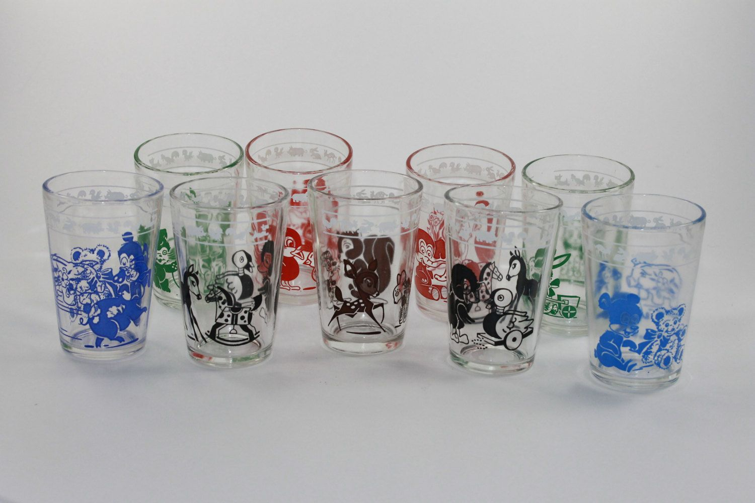 toys pounded old Glasses