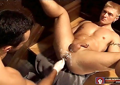 pinupfiles students Handsome fisting
