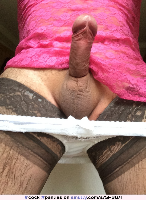uncut crossdresser asian Panties