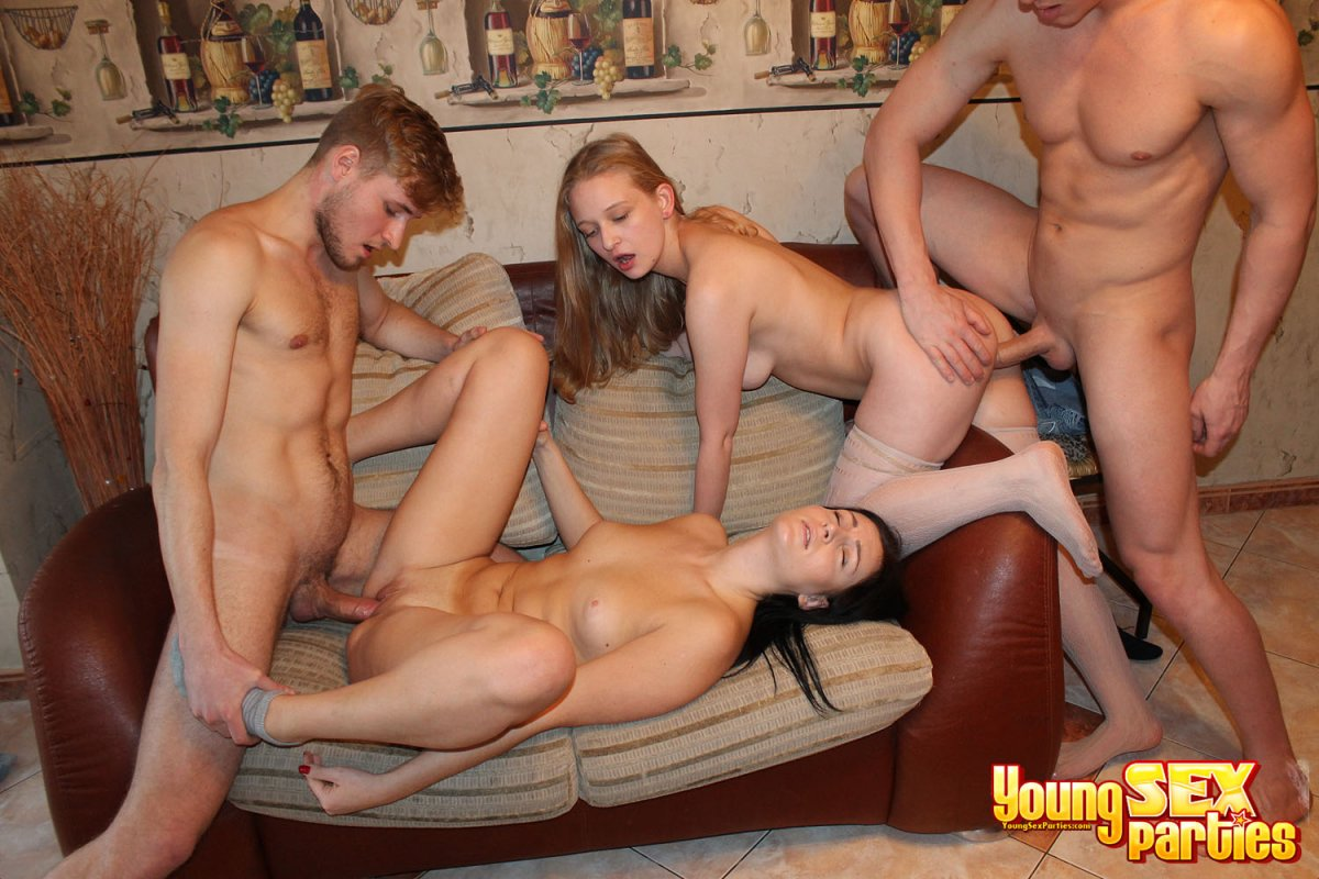 fisting tits party Pounded
