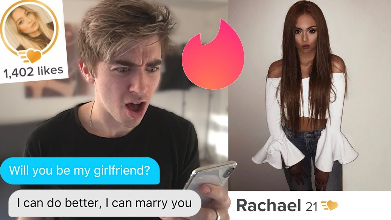 pounded tinder girlfriend Reality